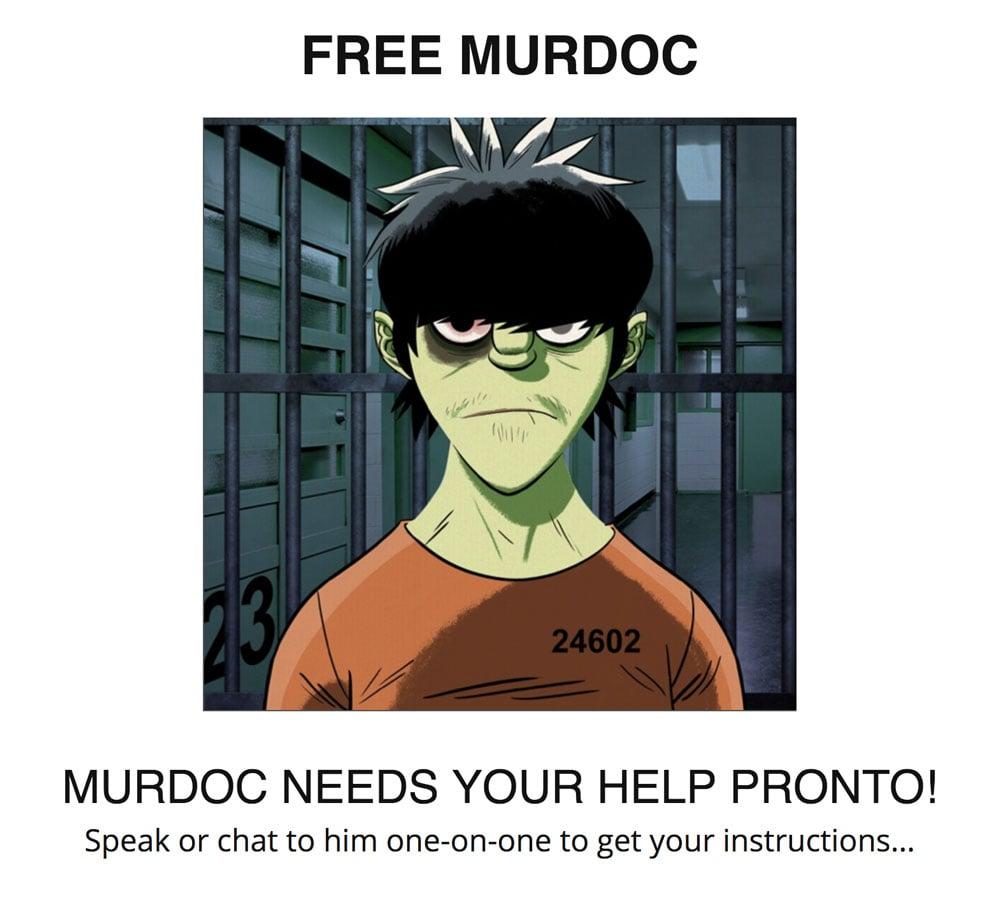 Voice Marketing - Free Murdoc